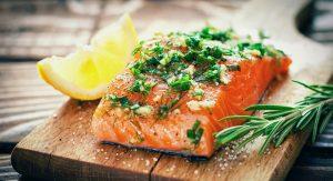 poisson gras omega 3 300x163 - Cancer du sein: un régime riche en oméga-3 peut empêcher la propagation des tumeurs